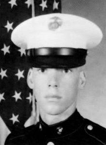 W Beddoe, Platoon 3042, Graduated MCRDSD Aug 28, 1981
